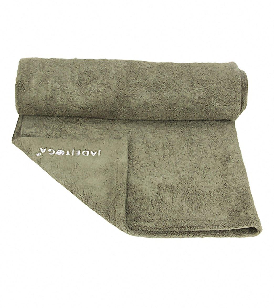 Jade Yoga Microfiber Yoga Towel At YogaOutlet.com