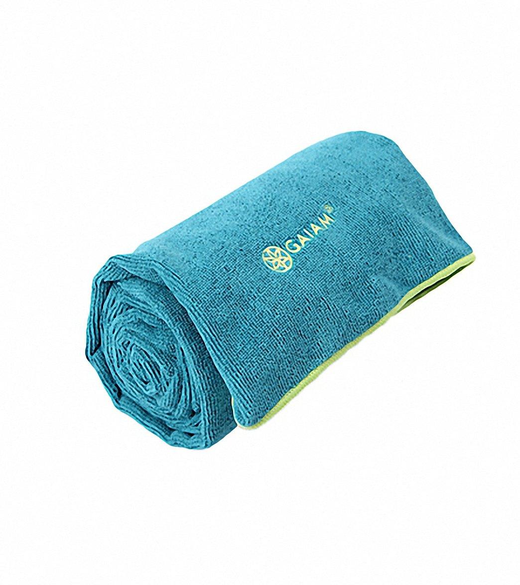 Gaiam Thirsty Yoga Mat Towel At Yogaoutlet Com