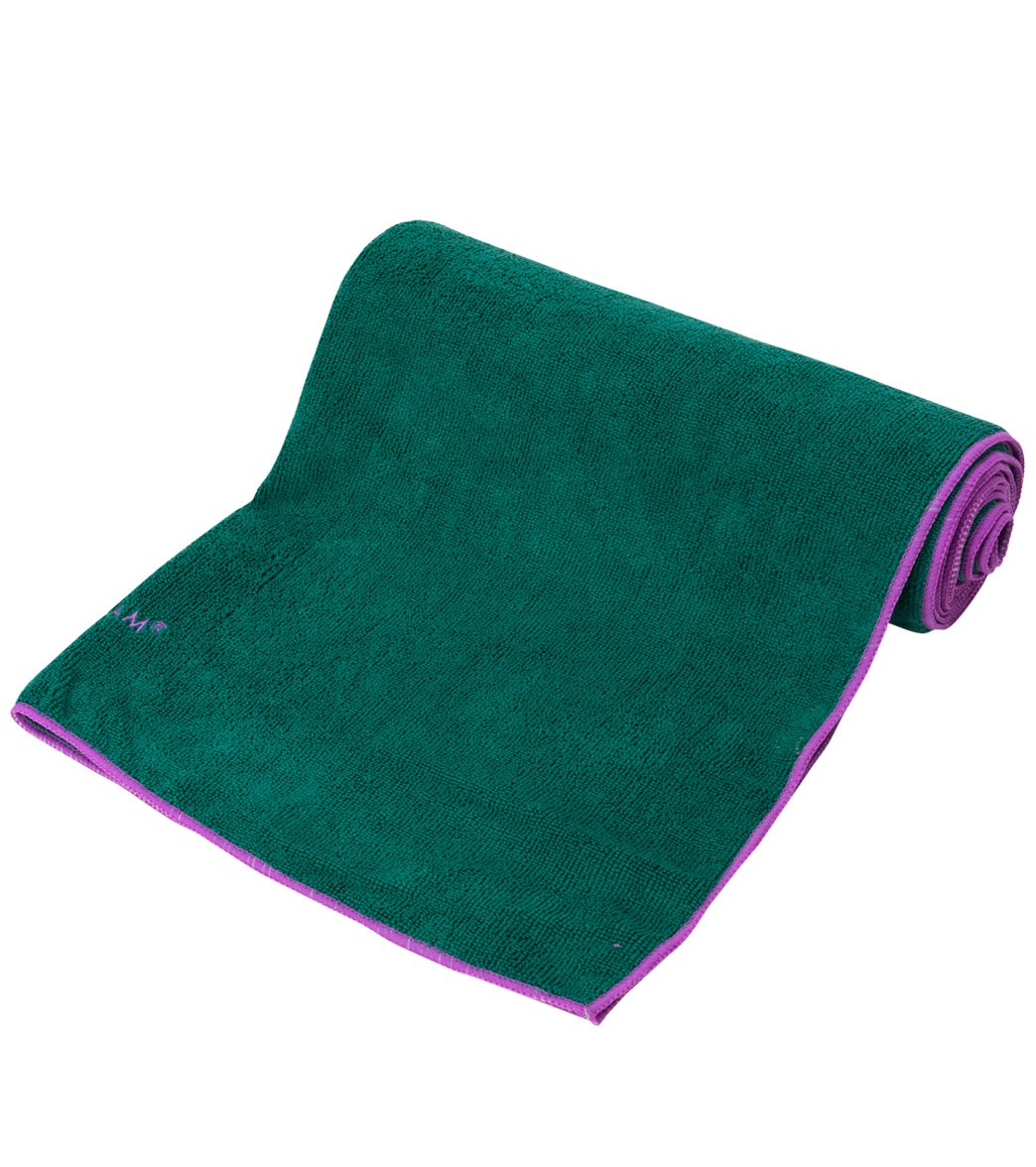 Gaiam Thirsty Yoga Mat Towel At Yogaoutlet Com