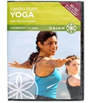 Gaiam Cardio Burn Yoga DVD