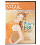 Yoga Journal Shiva Rea Free Flow Vinyasa DVD