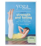 Yoga Journal Yoga For Strength and Toning DVD