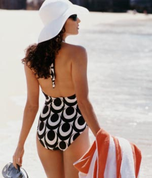 How to Choose Swimsuits by Body Type