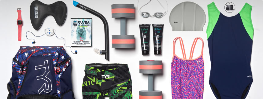 SHOP GIFTS FOR THE SWIMMER