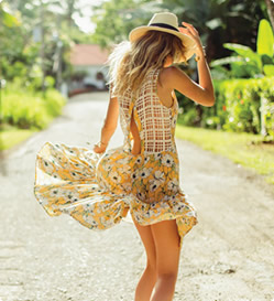 Dresses & Cover Ups