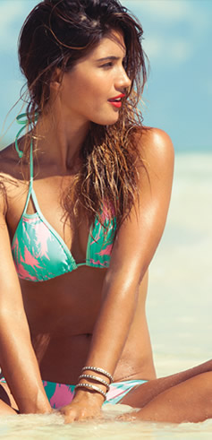 WOMEN'S SWIMWEAR + BOARDSHORTS