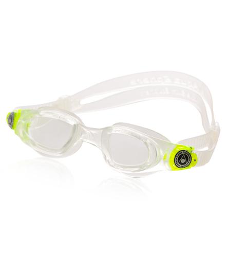 8079f7e821b Aqua Sphere Moby Kid Goggle Clear at SwimOutlet.com