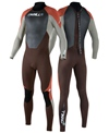 O'Neill Guys' Epic II 4/3 Full Wetsuit
