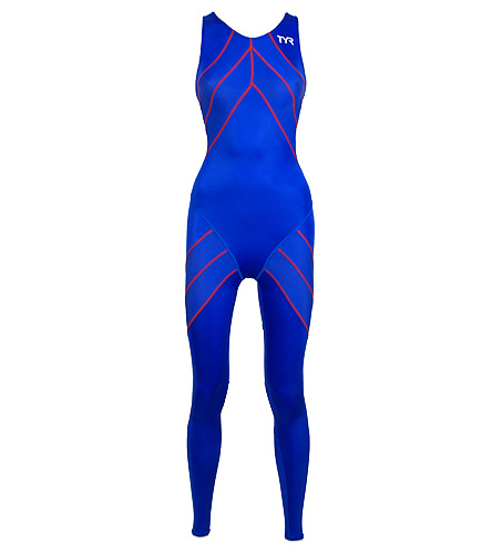 TYR Aquapel Female Aeroback Full Suit at SwimOutlet.com - Free Shipping 896a2bc35