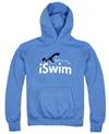 Image Sport I Swim Hoodie