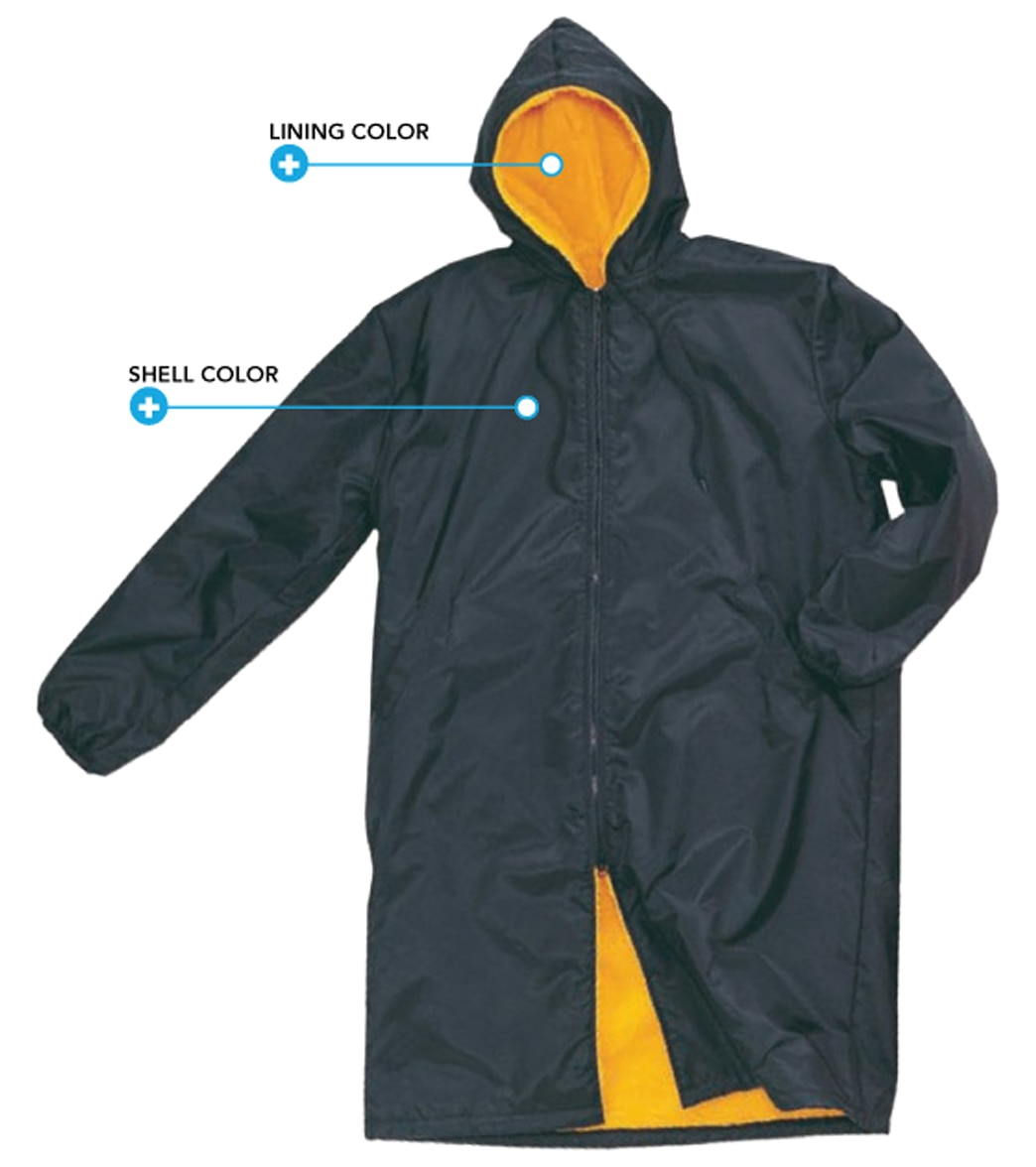 Custom Swim Parka at SwimOutlet.com - Free Shipping