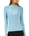 Body Glove Basic Women's L/S Rashguard