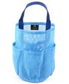 Saltwater Canvas Shower Bag
