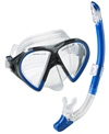 Speedo Hyperfluid Mask and Snorkel Set