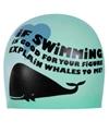 Sporti Explain Whales Silicone Cap