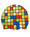 Sporti Color Cubes Silicone Cap