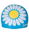 1Line Sports Daisy Silicone Swim Cap