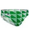 Turbo Triangles Water Polo Suit