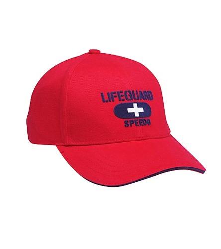 Speedo Lifeguard Baseball Swim Cap at SwimOutlet.com 9d734b37dce