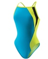 Speedo Limited Edition Flipturns Color Block Y-Back