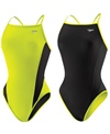 Speedo Limited Edition Flipturns Reversible Splice Extreme Back