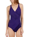 Miraclesuit Solid Oceanus One Piece Swimsuit