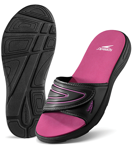 ff00200f1369 Speedo Women s Sport Pool Slide Sandals at SwimOutlet.com