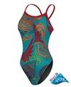 Sporti Malaga Thin Strap Swimsuit