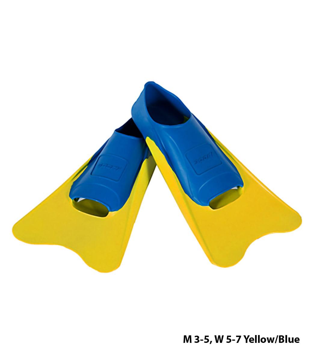 Sporti Training Swim Fins (Color) at SwimOutlet.com
