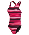 The Finals Caribbean Sunset Super V-Back One Piece Swimsuit