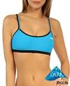 Sporti Reversible Solid Bikini Top