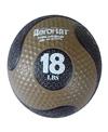 AeroMat Deluxe Medicine Ball 18lbs