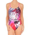 Nike Power Play Cut Out Tank One Piece Swimsuit (SwimOutlet.com Exclusive)