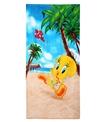 JP Imports Tweety I Pod Beach Towel