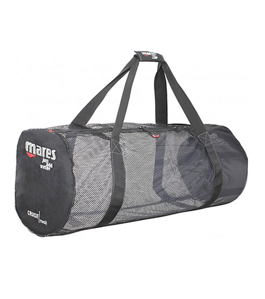 Mares Cruise Mesh Duffle Dive Bag at SwimOutlet.com - Free Shipping