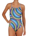 Dolfin Uglies FanFan V-2 Back One Piece Swimsuit