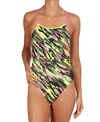 Speedo Limited Edition Flipturns Blamo Camo Super Back