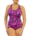 Ocean Conservative Lap Suit Palmetto