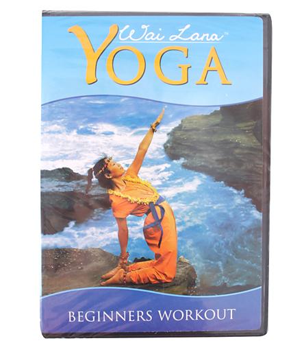 Wai Lana Yoga Easy Series Beginners Workout DVD At