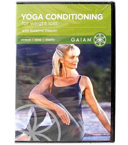 Gaiam Yoga Conditioning For Weight Loss DVD At YogaOutlet.com