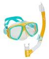 Speedo Jr. Adventure Mask & Snorkel Set