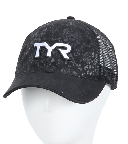 73de26b821a18b TYR Trucker Hat at SwimOutlet.com