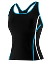 Speedo Quick Splice Ultraback Tankini Top