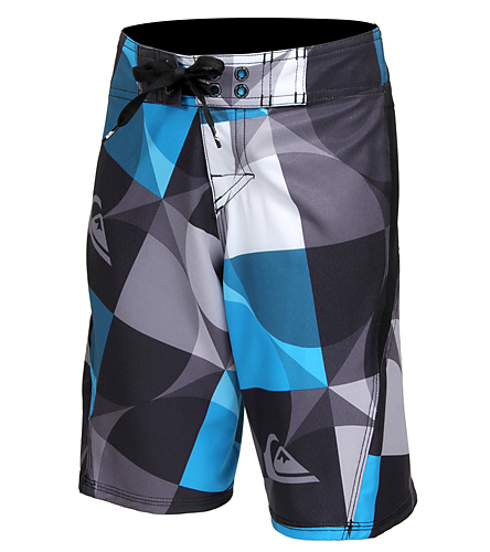 8799261ec687 Quiksilver Boys' Cypher Buzzed Technical Boardshorts (22-30) at  SwimOutlet.com - Free Shipping