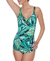 Penbrooke Tribal Blossom Crossover One Piece