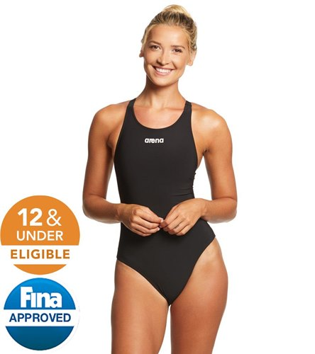 e43098cae9336 Arena Women's Powerskin ST Classic Tech Suit Swimsuit at SwimOutlet.com -  Free Shipping