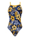 The Finals Beach Break Women's Butterfly Back One Piece Swimsuit