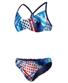 Team Speedo Home of the Fast Two Piece (Americana)