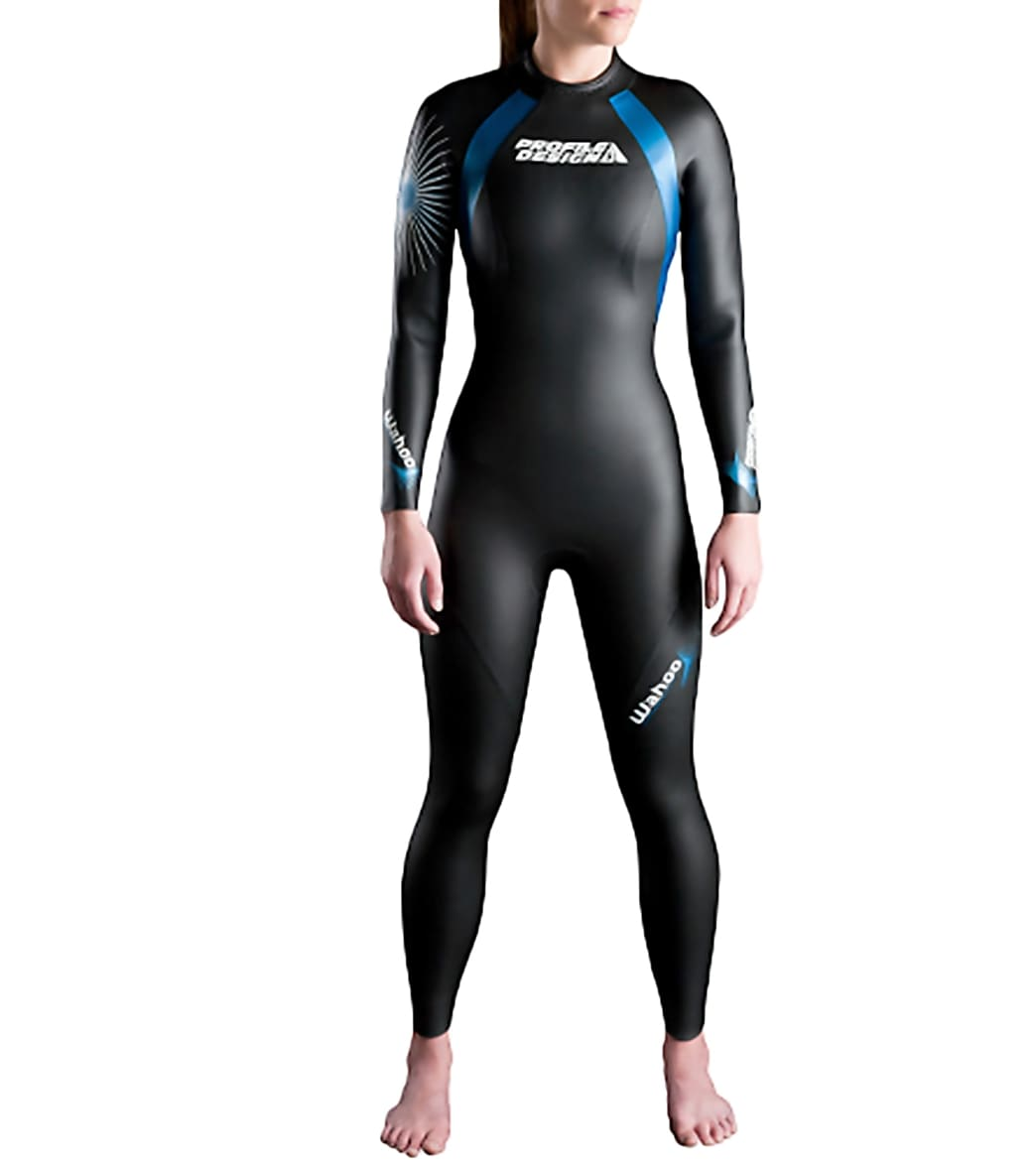 Profile Design Women's Wahoo Fullsleeve Triathlon Wetsuit at SwimOutlet.com  - Free Shipping