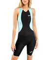 TYR Competitor Women's Trisuit with Front Zipper